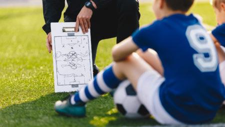 ジュニアサッカー・状況判断を良くし選択肢を増やす方法