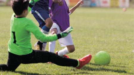 状況判断をよくする・ジュニアサッカー選択的注意(心理学)の活用
