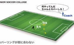 選手が上手くならないサッカーコーチの特徴・現象を捉える基本スキル