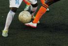 少年サッカー練習メニュー【2人組のコンビネーション】2×2の攻撃